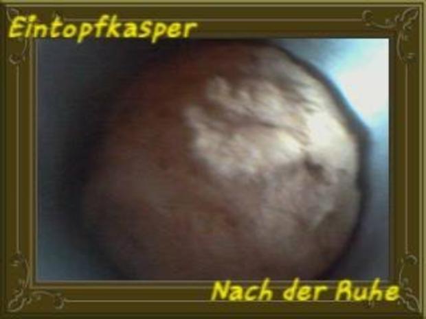 Pizzateig a`la Jörg  ( für ein Backblech ) - Rezept - Bild Nr. 5