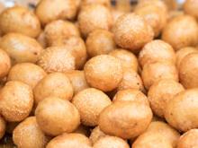 Benjie (afrikanische süße Teigbällchen) - Rezept - Bild Nr. 2