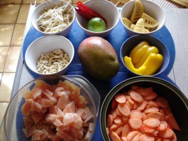 Hähnchen-Curry - Rezept - Bild Nr. 2