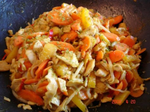 Hähnchen-Curry - Rezept - Bild Nr. 6