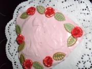 Geburtstagstorte - Rezept