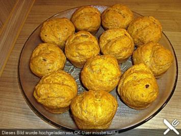 Italienische Muffins - Rezept