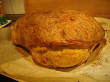 Genetztes Brot - Rezept