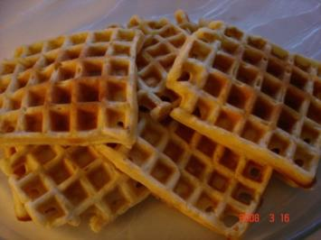 Amrumer Friesenwaffeln - Rezept