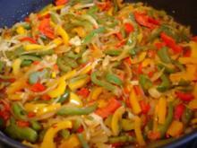 Pikantes Gemüse - Rezept