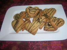 Aprikosen-Zimt-Herzen - Rezept