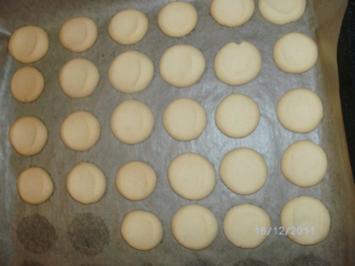 Butter-Vanille-Plätzchen - Rezept
