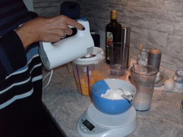 Schinken-Pfannkuchen mit Spargeln - Rezept - Bild Nr. 3