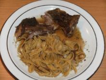 Fleisch: Lammschulter, geschmort, V.2 - Rezept