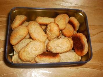 Rezept: Mandel-Biscotti