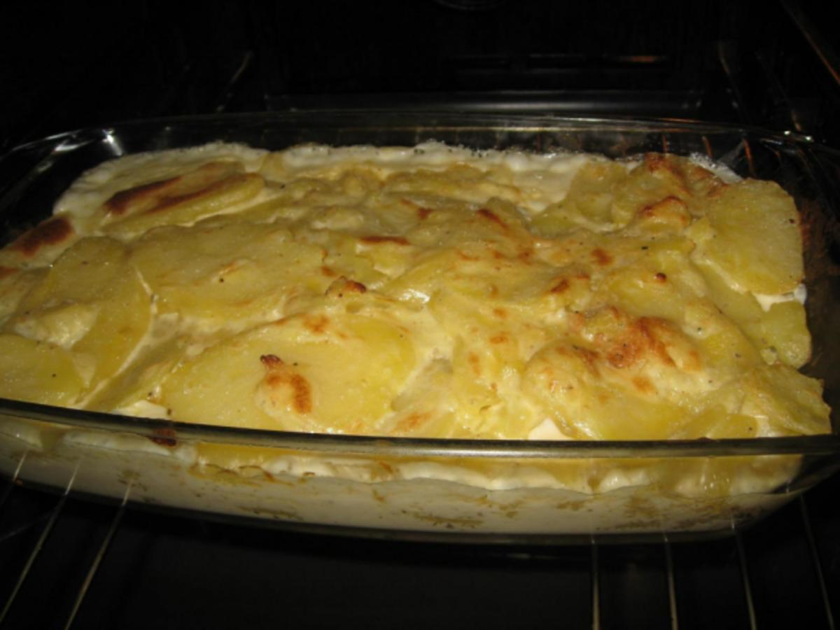 Kartoffelgratin Einfrieren
