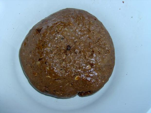Pfefferkuchen - Plätzchen mit Buchweizen - Rezept - Bild Nr. 2