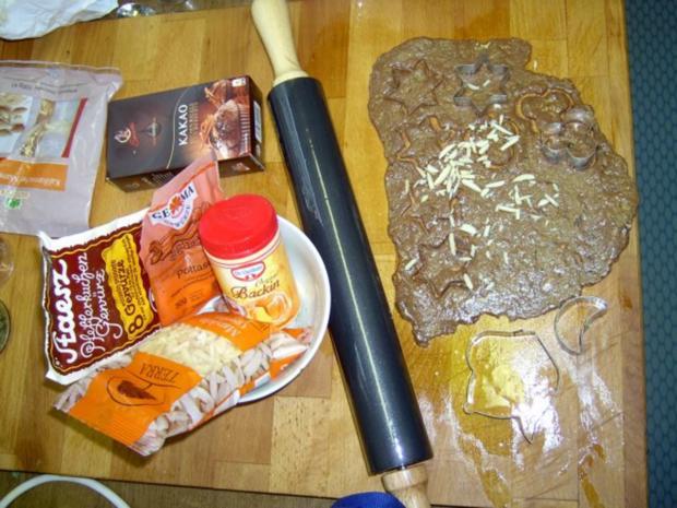 Pfefferkuchen - Plätzchen mit Buchweizen - Rezept - Bild Nr. 3