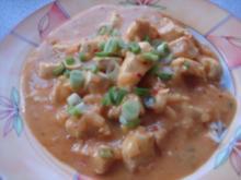 Indonesisches Hähnchencurry - Rezept