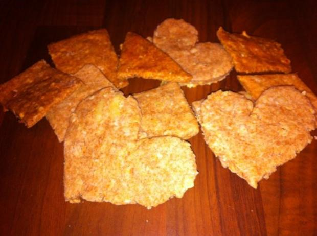 Haferflocken-Kekse für Hunde - Rezept - Bild Nr. 2