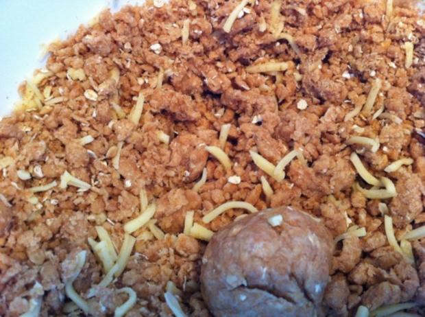 Haferflocken-Kekse für Hunde - Rezept - Bild Nr. 3