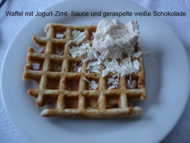 Joghurt-Zimt-Sauce - Rezept - Bild Nr. 10