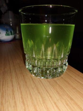 Cocktails: Frühlingsgruß - Rezept