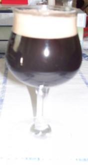Schwarzes Glühbier - Rezept