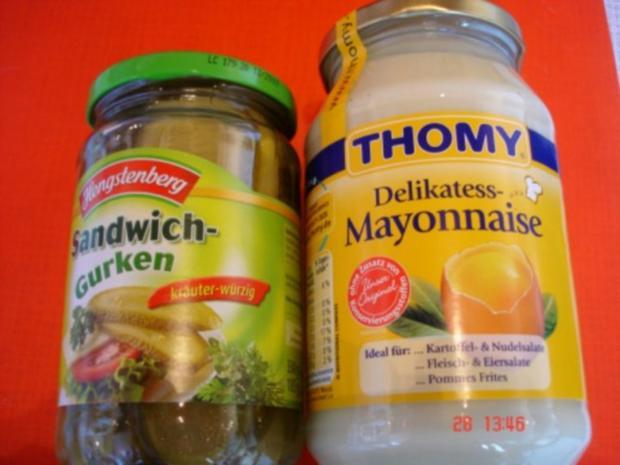 Kartoffelsalat mit Mayonnaise - Rezept - Bild Nr. 6