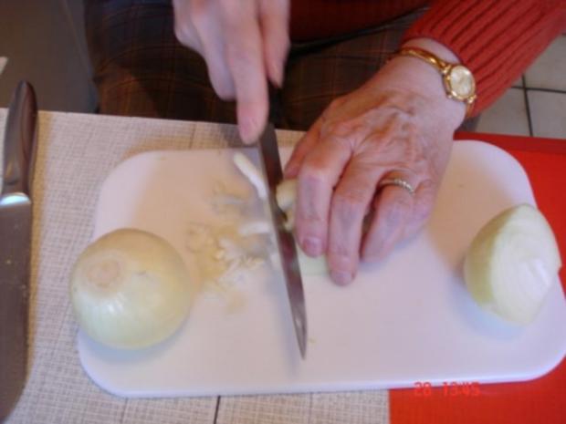 Kartoffelsalat mit Mayonnaise - Rezept - Bild Nr. 11