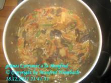 Asiatisch – grünes Currymix a'la Manfred - Rezept