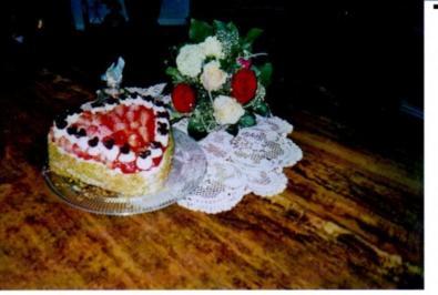 Erdbeer-Muttertagsherz - Rezept