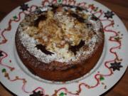 Kleiner Apfel-Kuchen - Rezept