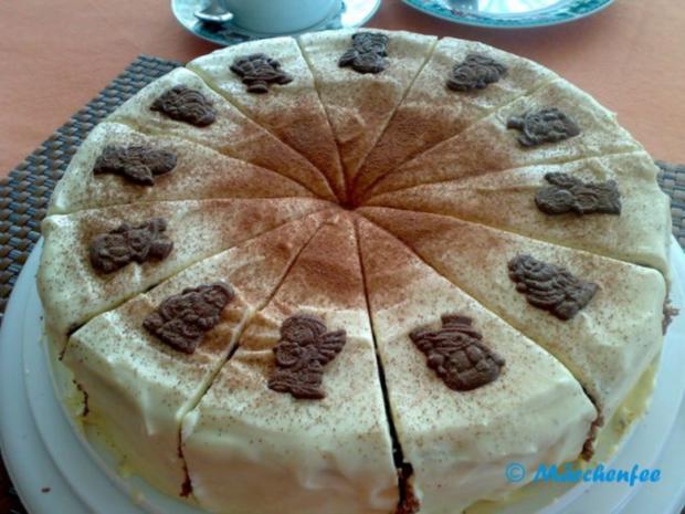 Tiramisu-Torte - Rezept
