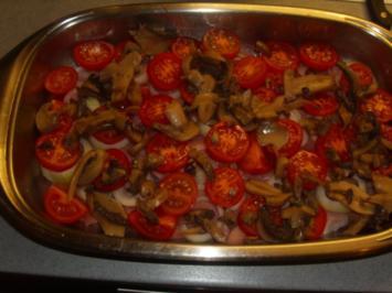 Mini Schnitzel-Auflauf - Rezept