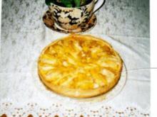 Französischer Apfelkuchen - Rezept