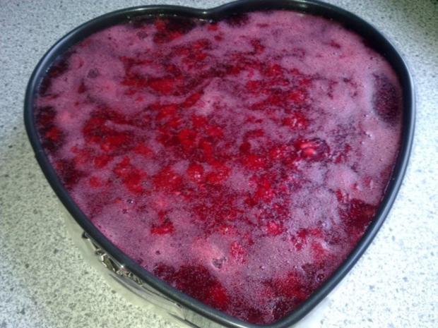 Himbeer-Torte - Rezept - Bild Nr. 4