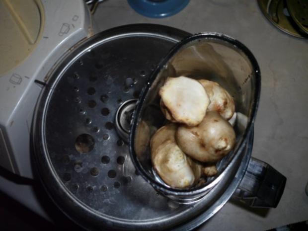 Topinamburkuchen - Rezept - Bild Nr. 5