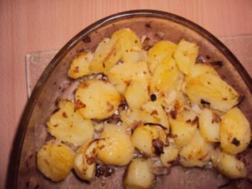 kartoffeln deftig - Rezept