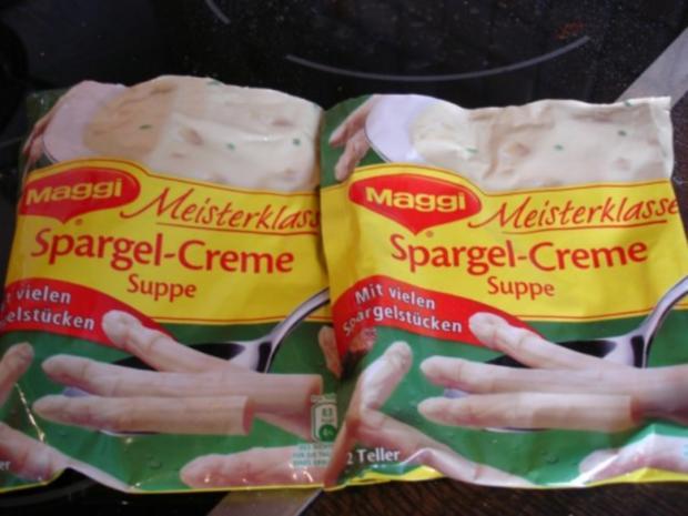 Spargelcreme Suppe - Rezept - Bild Nr. 2