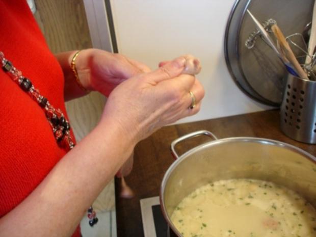 Spargelcreme Suppe - Rezept - Bild Nr. 7