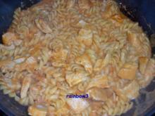 Kochen: Schnelle Hähnchen-Nudel-Pfanne - Rezept
