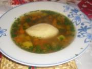 Ochsenschleppsuppe - Rezept