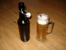 Selbstgebrautes Bier - Rezept