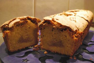 Apfel-Baiser-Kuchen - Rezept