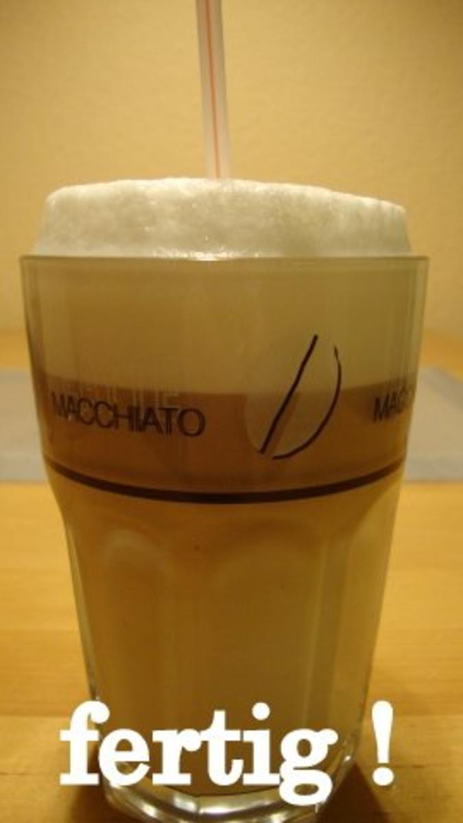 mozart latte macchiato rezept mit bild. Black Bedroom Furniture Sets. Home Design Ideas
