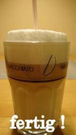 Rezept: Mozart Latte Macchiato