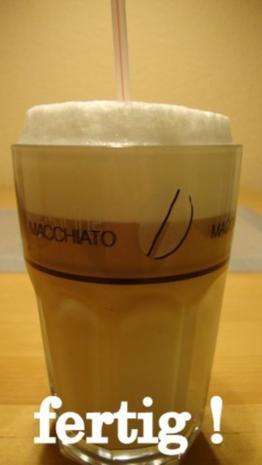 Mozart Latte Macchiato - Rezept