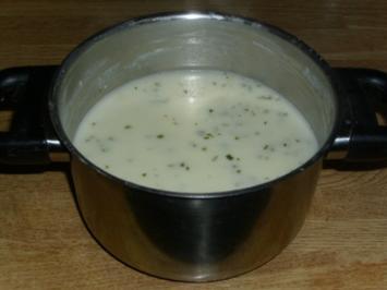 Rezept: Gewürz Buttermilchsuppe