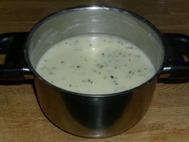 Gewürz Buttermilchsuppe - Rezept