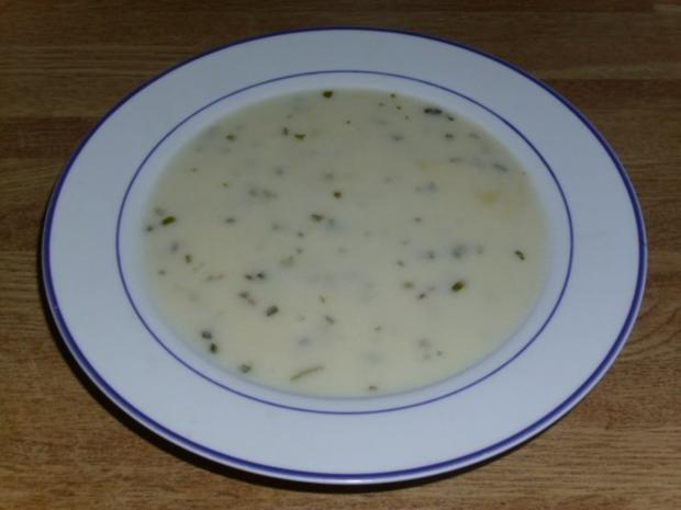 Gewürz Buttermilchsuppe - Rezept - Bild Nr. 2