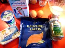 Lachsrolle - Rezept