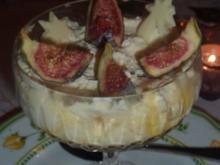 Dessert: Apfel-Mascarpone-Creme - Rezept