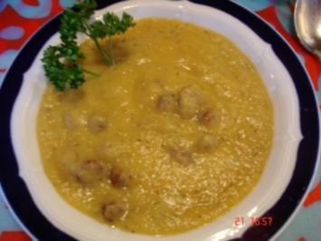 Kartoffelsuppe cremig und lecker - Rezept