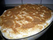Dessert mit Himbeeren - Rezept